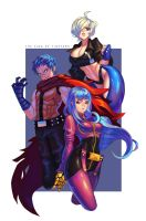 The king of fighters by No1Dawn