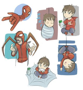 Spider by TinyPunches