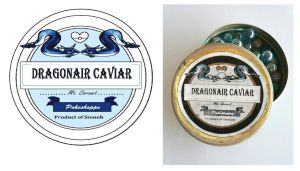 Dragonair Caviar by PokeShoppe