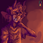 Gamzee 12 by Thea0605