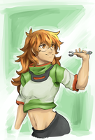 Pidge by Hail-2-U