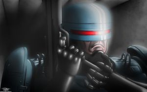 RoboCop by Unreal-Forever