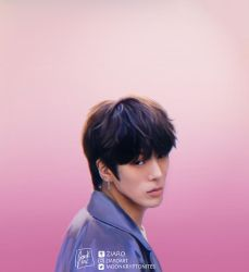 [Digipainting] Happy Minhyukday II by Z1aR0