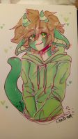 [EDDSWORLD] Monster Edd by NatiB-art