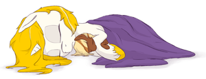 Nap Time by Emkay-MLP
