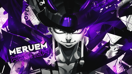 Meruem [Signa] - HxH Tag by AbyssGraph