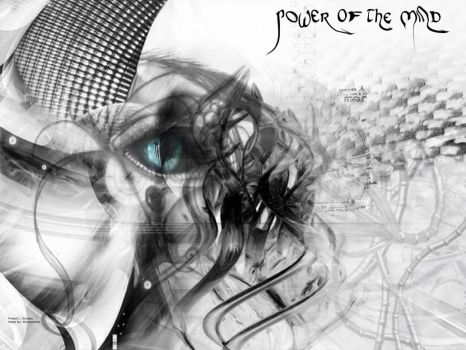 Power of the Mind by pompiedom