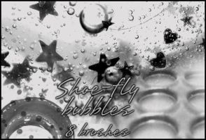 Bubbles brush set by shoe-fly