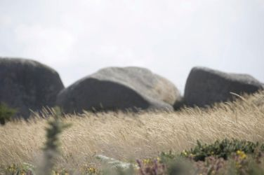 Three Stones and dancing hay by madeck