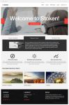 Stoken - WordPress Theme by i337m1k3