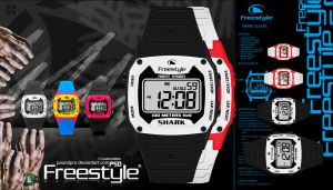 FREESTYLE SHARK CLOCK Watches by paundpro