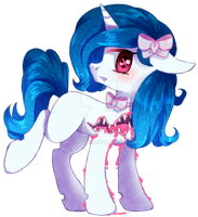 Virus X Pony Auction: CLOSED by Miss-Sting