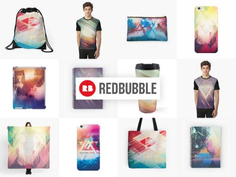 Redbubble Print Shop by styleWish
