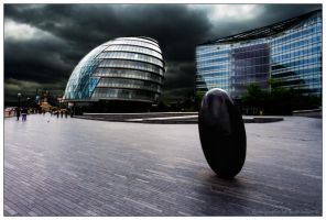 GLA City Hall Colour by DaBeanz