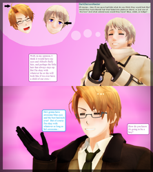 Ask RusAme Question 15: Kid Appearances. by MMD-AskRusAme