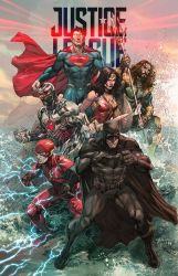 DCEU Justice League by BryanValenza
