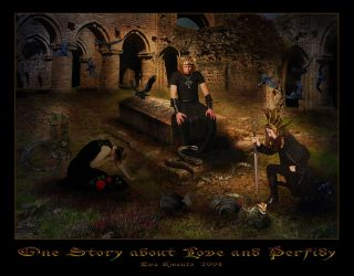 One Story about Love and .... by Xantipa2-2D3DPhotoM
