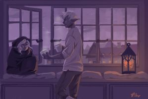 7 Days Color Challenge: Purple by Lilybyte