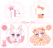 Himimi's Adopts #1 {CLOSED} by OKtiger