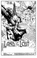 land of the lost by SABOGSINTIDO