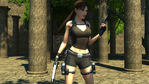 Lara Croft is back by James--C