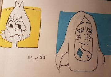 Doodly gems by Euclaser