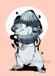Inky Cap by MBPanther