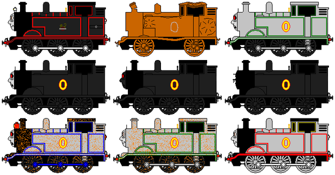 Sprite - Timeline - Timothy The Tank Engine by Chandlertrainmaster1