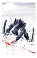 Weapon X Wolverine by TheLoganMiller