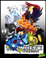 - I Choose U, Pokemon White -