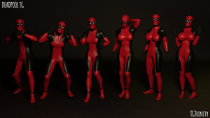 TG Sequence: Deadpool by TGTrinity