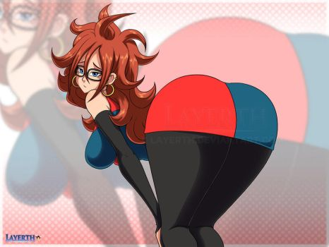 Android 21 by Layerth
