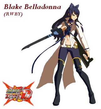 Super Project Cross Tag - Blake Belladonna by Crisostomo-Ibarra