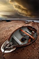 Storm Over Mersea by Phil-Norton