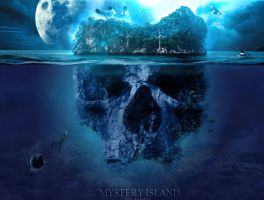 Mystery Island by The-ALLSTARR