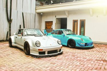 RWB Indonesia [Terror Garage] by gilangkharisma