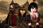 Queen of Hearts Adult mod by Brusya