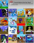 My Pokemon Meme by Tanashai
