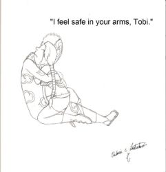 Safe in Your Arms by Tobifreak459