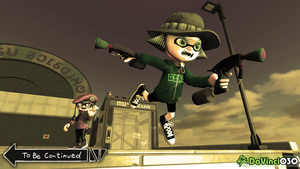 [SFM] To Be Continued in Moray Towers by DaVinci030