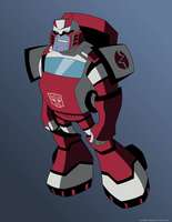 TF:Animated Ratchet by KrisSmithDW