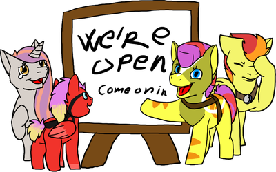 Come On In by millemusen