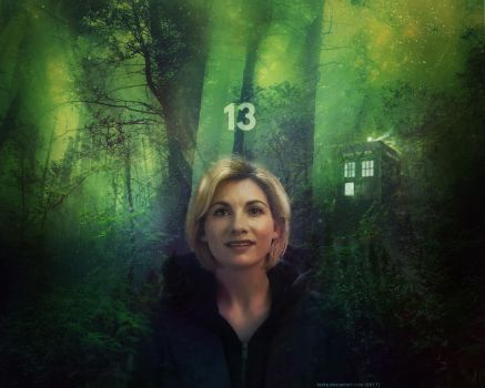 13th Doctor by Teeta