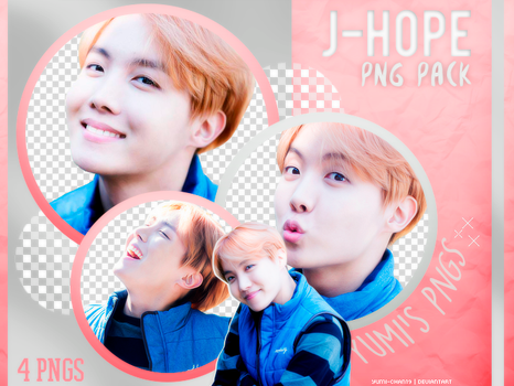 PNG PACK: J-Hope (BTS) #4 by Hallyumi