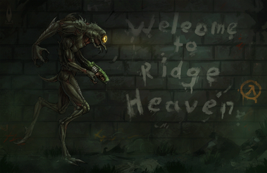 Welcome to Ridge Heaven by firael666