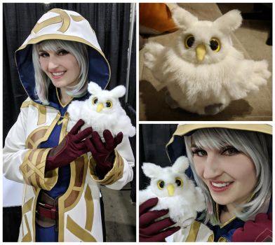 Feh the Owl by Yashuntafun