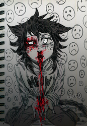 Goretober 2018 Day 1 by XXAnemia