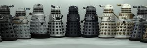 Every Dalek Drone, Ever by Librarian-bot