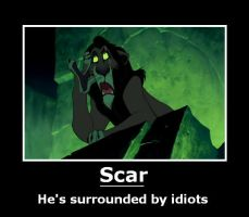 Scar Demotivational by will-o-the-wispy