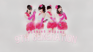 Morning Musume 9th Gen Wallpaper by BeforeIDecay1996
